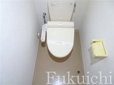 【トイレ】サンライズ学芸大