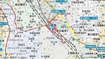 【地図】コンセール