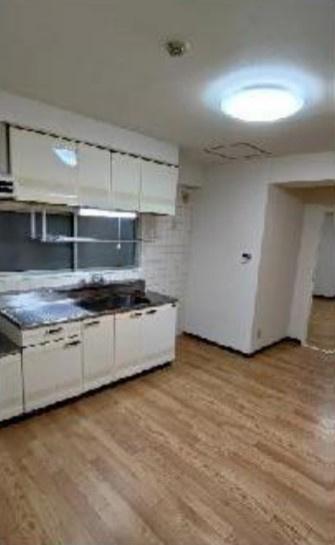 【キッチン】ホワイトベースビル