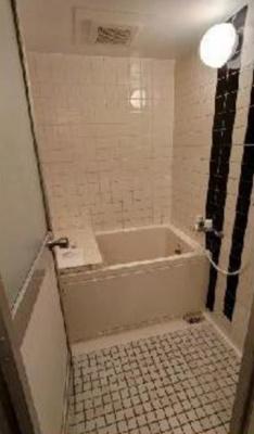 【浴室】ホワイトベースビル