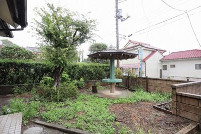 【庭】いすみ市岬町井沢 中古戸建