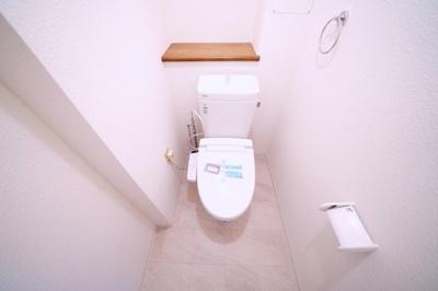 トイレ新規交換済みです。