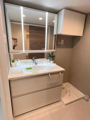 【浴室】メゾンドール明石 6階 リ ノベーション済 築地駅3分