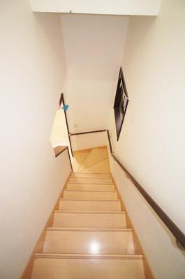 階段部分です。
