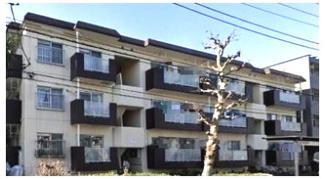 物件の外観です アネックス潮田 1982年5月築 新規リノベーション 3DK JR京浜東北線「鶴見」駅バス8分 新耐震基準のマンション 全居室に窓