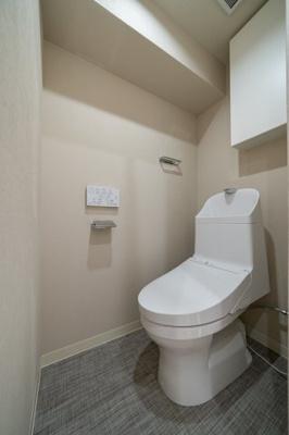 【トイレ】フドウパピルスハイツ 3階 リ ノベーション済