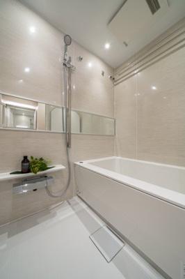 【浴室】フドウパピルスハイツ 3階 リ ノベーション済