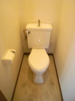 【トイレ】サンハイツきのした