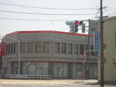 北陸銀行清水町支店まで1,011m