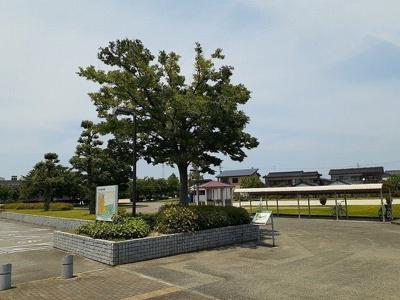 城川原公園まで950m