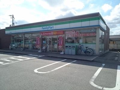 ファミリーマート富山本郷店まで500m