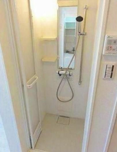 【浴室】ハーモニーテラス上高田