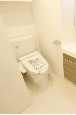 【トイレ】ティモーネ押上トゥーレ