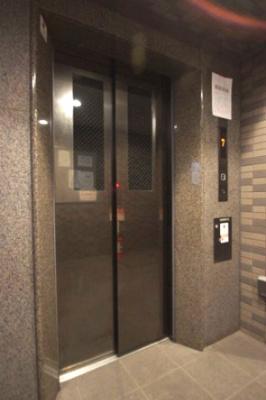 「エレベーター完備」