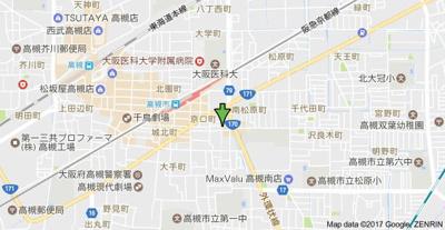 【地図】プレステージ5京口