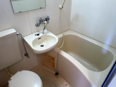 【浴室】ピーターハウス甲子園