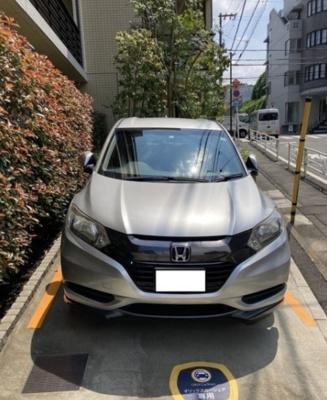 【駐車場】ディームス初台Ⅱ