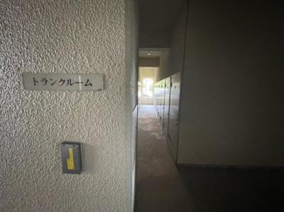 トランクルームございます☆