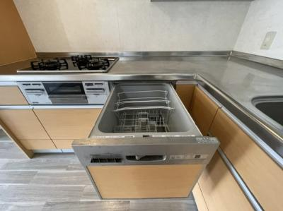 食器洗浄機付き