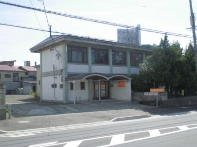 【外観】大館市字長倉・売地