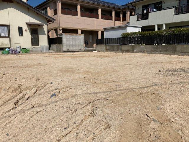 【外観】デザイン住宅「FIT」那珂川市片縄5丁目1期 オール電化住宅4LDK