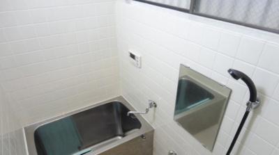 【浴室】パルティーレ学芸大B棟