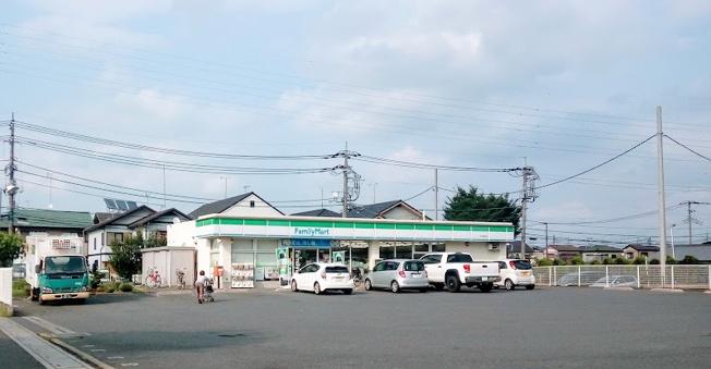 ファミリーマート杉戸清地店