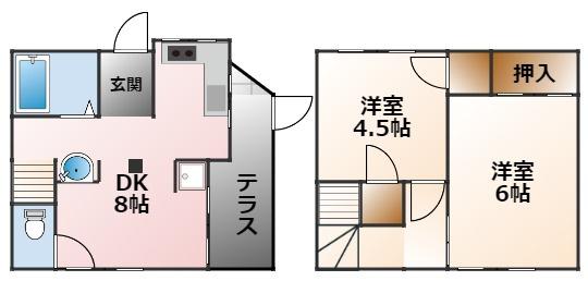 貸家3(鳴尾町5丁目)
