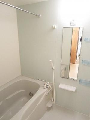 【浴室】アバンツァート・ヴィラⅡ