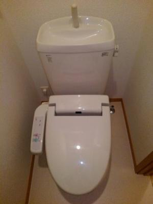 【トイレ】アバンツァート・ヴィラⅡ