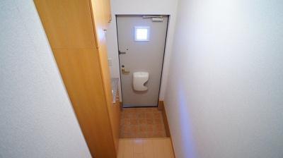 【玄関】アバンツァート・ヴィラⅡ