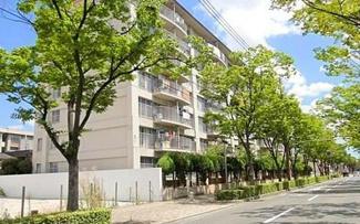 【下の森住宅】地上7階建 総戸数112戸 ご紹介のお部屋は4階部分です♪