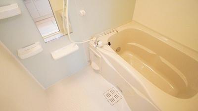 【浴室】ヴィラ・クロシェット
