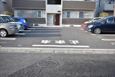 【駐車場】エステート・シマムラC