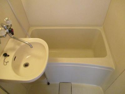 【浴室】もちのきビル岸里