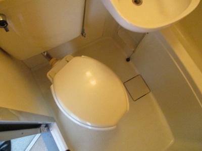 【トイレ】もちのきビル岸里