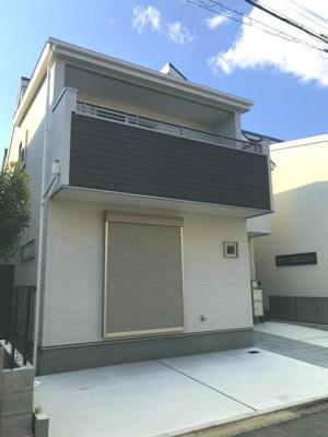 【外観】浜甲子園3丁目新築戸建
