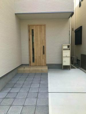 【玄関】浜甲子園3丁目新築戸建
