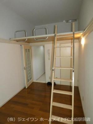 【寝室】パレス大船第8