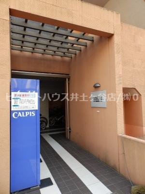 【エントランス】レグラス横浜吉野町サウス