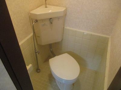 【トイレ】たきがわマンション