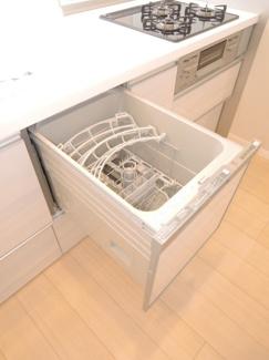 食洗機・ガラストップコンロ