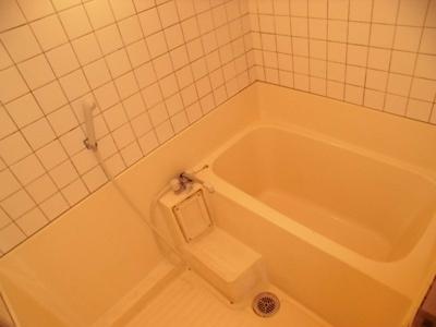 【浴室】第一眉山マンション