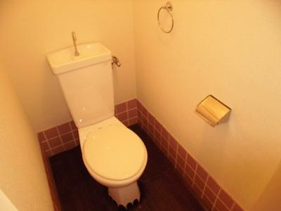 【トイレ】第一眉山マンション