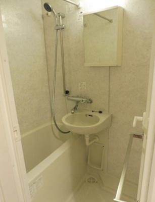【浴室】スカイコート茗荷谷壱番館