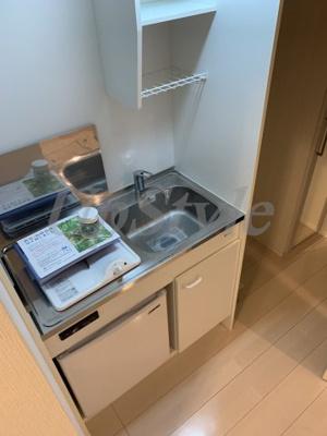 【キッチン】ハーモニーテラス千住緑町