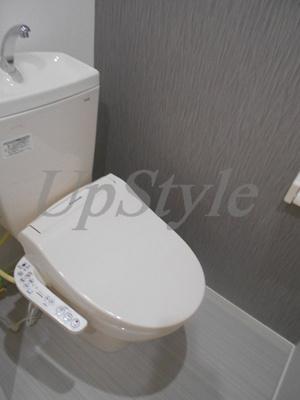 【トイレ】ハーモニーテラス東駒形
