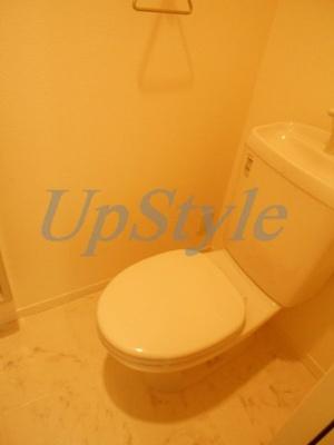【トイレ】ウィステリア扇