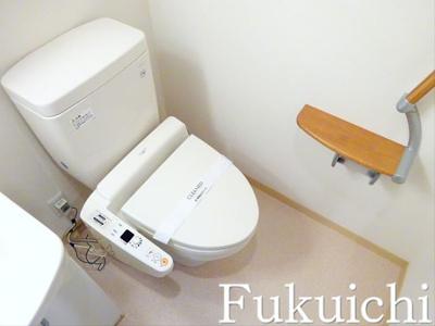 【トイレ】パストラル学芸大学