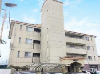 【外観】三重県名張市赤目町丈六一棟マンション